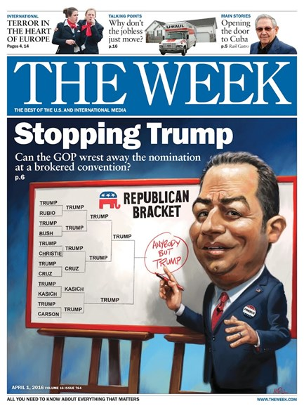 The Week Cover - 4/1/2016