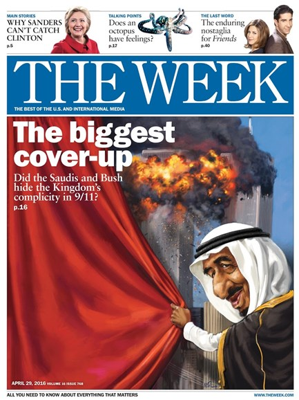 The Week Cover - 4/29/2016