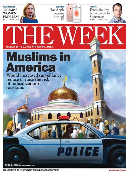 The Week Cover - 4/8/2016