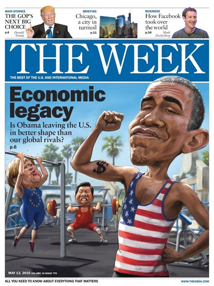 The Week Cover - 5/13/2016