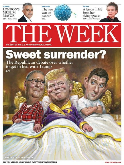 The Week Cover - 5/20/2016