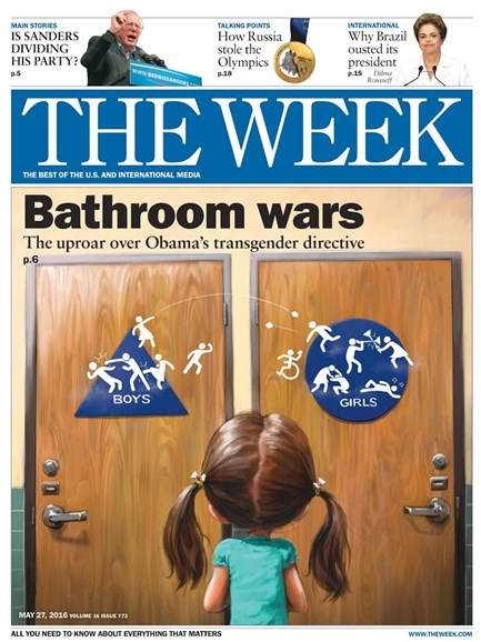 The Week Cover - 5/27/2016