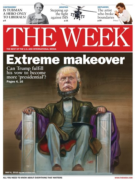The Week Cover - 5/6/2016