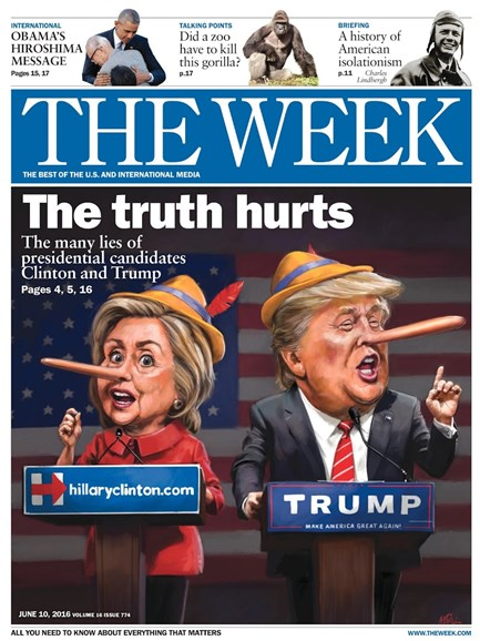 The Week Cover - 6/10/2016