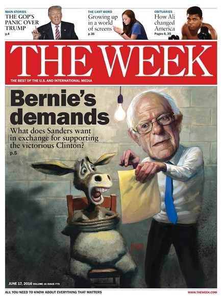 The Week Cover - 6/17/2016
