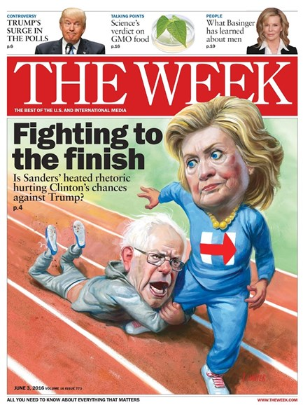 The Week Cover - 6/3/2016