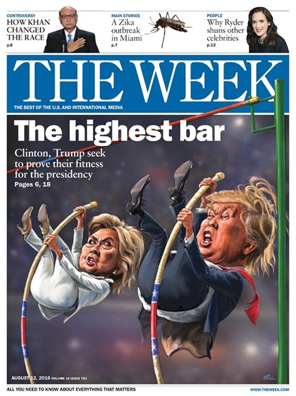 The Week Cover - 8/12/2016