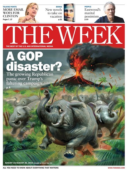 The Week Cover - 8/19/2016