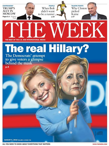 The Week Cover - 8/5/2016