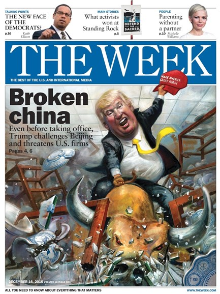 The Week Cover - 12/16/2016