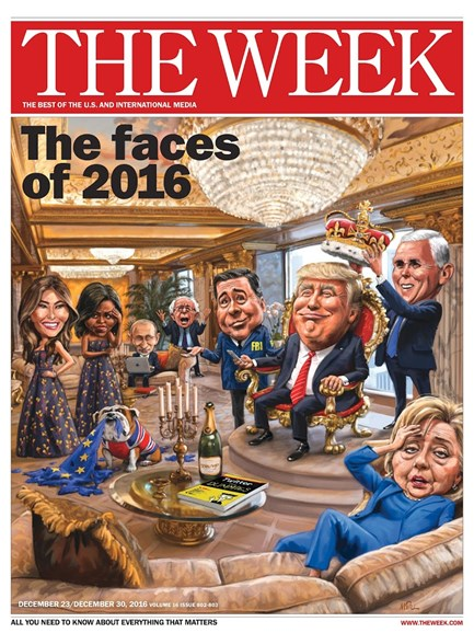 The Week Cover - 12/23/2016