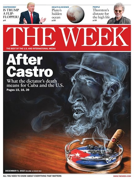 The Week Cover - 12/9/2016