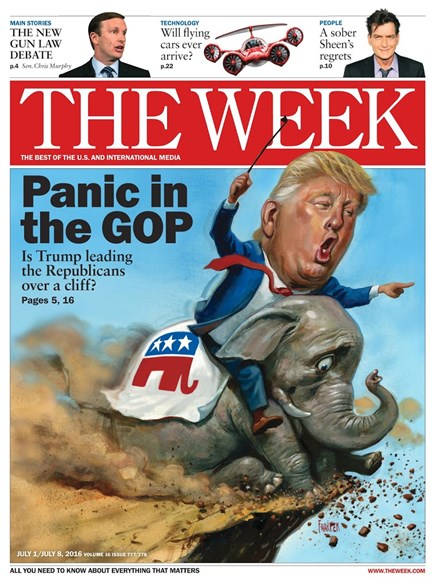 The Week Cover - 7/1/2016