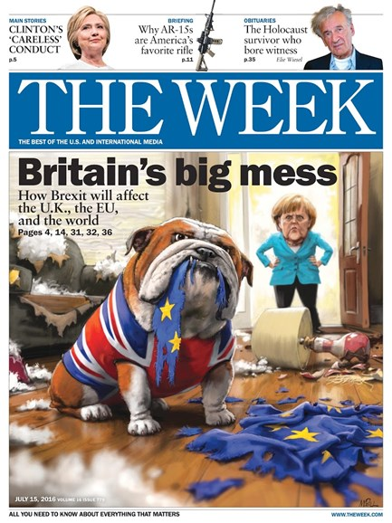 The Week Cover - 7/15/2016