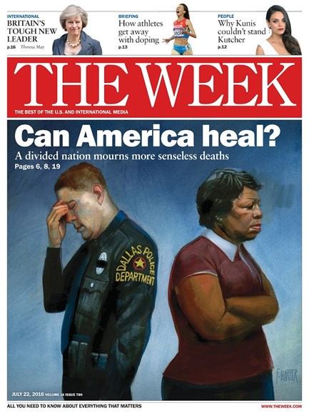 The Week Cover - 7/22/2016