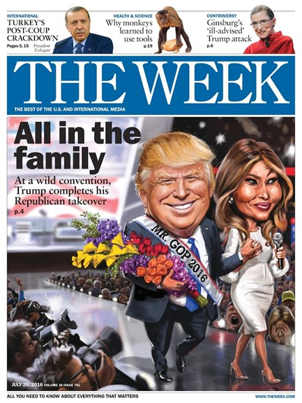 The Week Cover - 7/29/2016