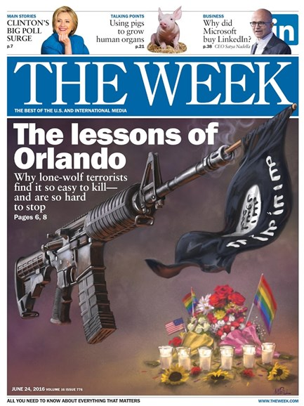 The Week Cover - 6/24/2016