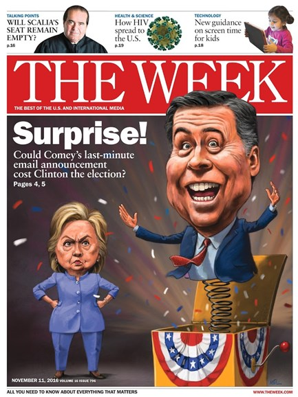 The Week Cover - 11/11/2016