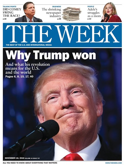 The Week Cover - 11/18/2016