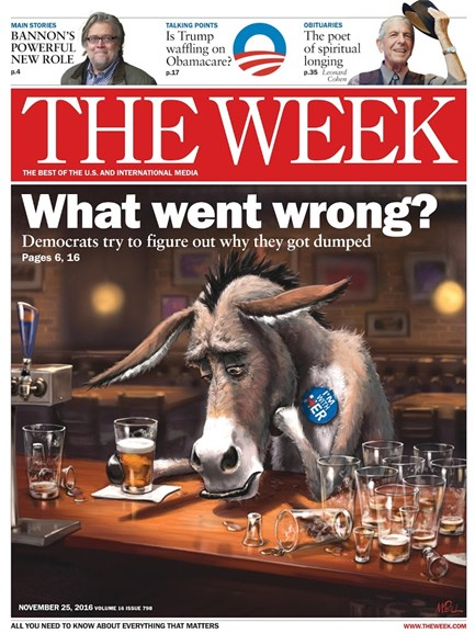 The Week Cover - 11/25/2016