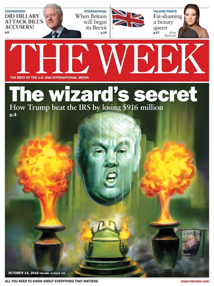 The Week Cover - 10/14/2016