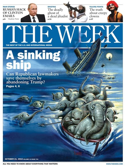 The Week Cover - 10/21/2016