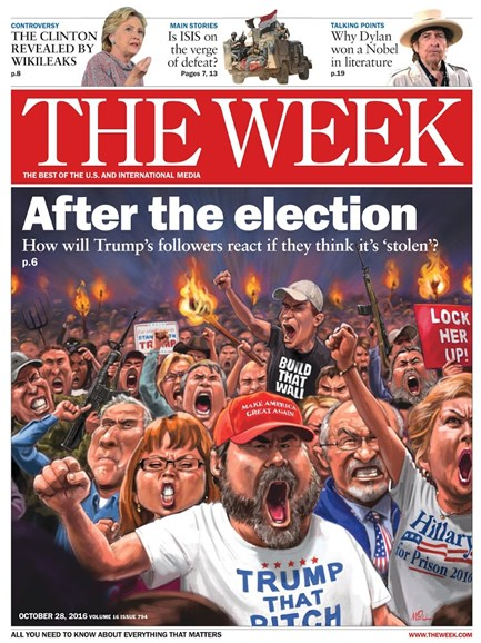 The Week Cover - 10/28/2016