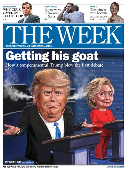 The Week Cover - 10/7/2016