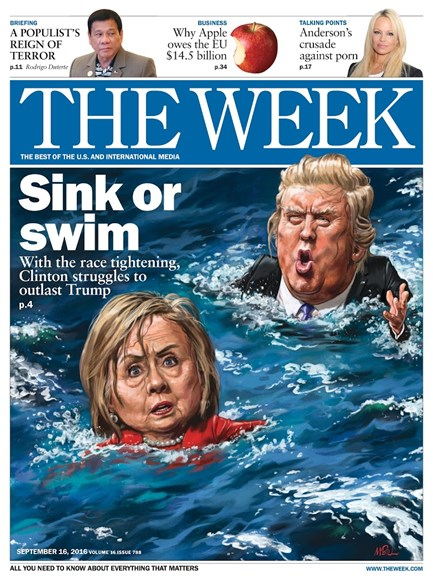 The Week Cover - 9/16/2016