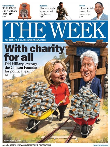The Week Cover - 9/2/2016