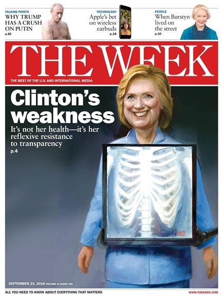 The Week Cover - 9/23/2016