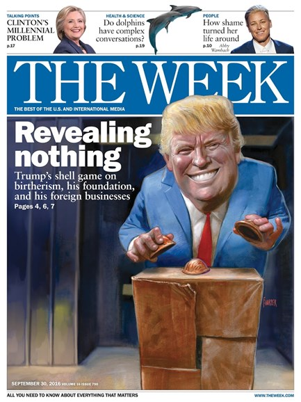 The Week Cover - 9/30/2016