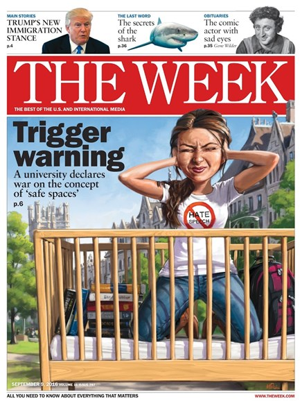 The Week Cover - 9/9/2016