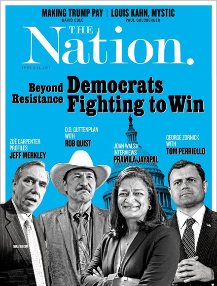 The Nation Cover - 6/5/2017
