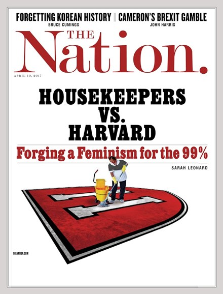 The Nation Cover - 4/10/2017
