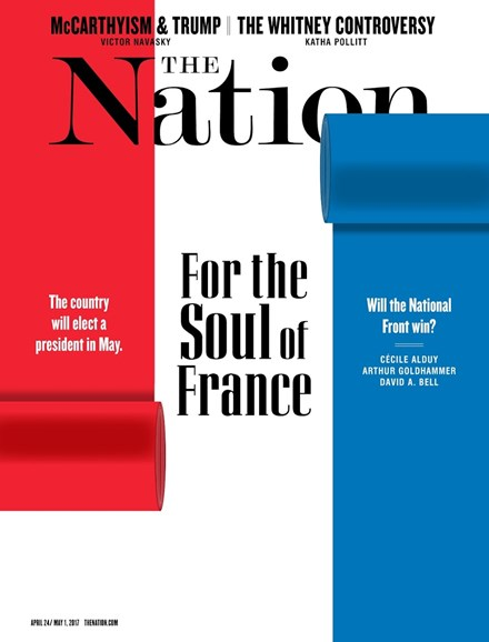 The Nation Cover - 4/24/2017