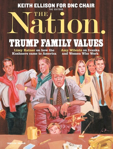 The Nation Cover - 2/20/2017
