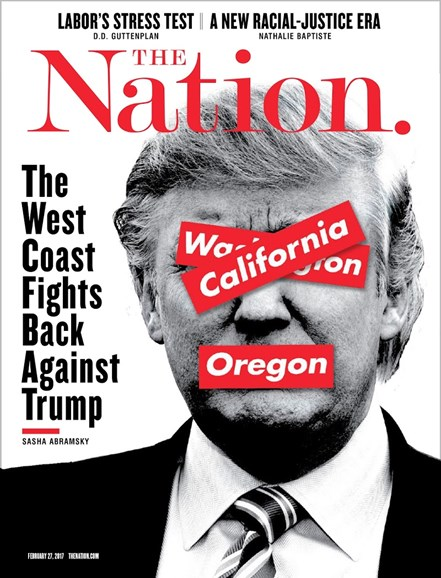 The Nation Cover - 2/27/2017