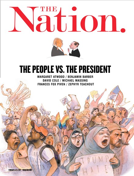 The Nation Cover - 2/6/2017