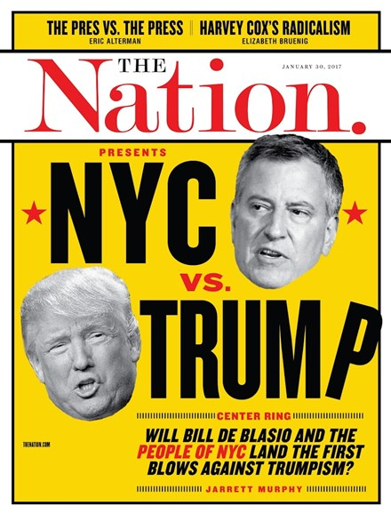 The Nation Cover - 1/30/2017