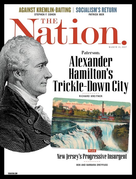 The Nation Cover - 3/13/2017