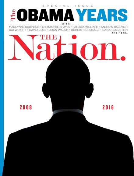 The Nation Cover - 1/2/2017