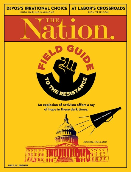 The Nation Cover - 3/27/2017