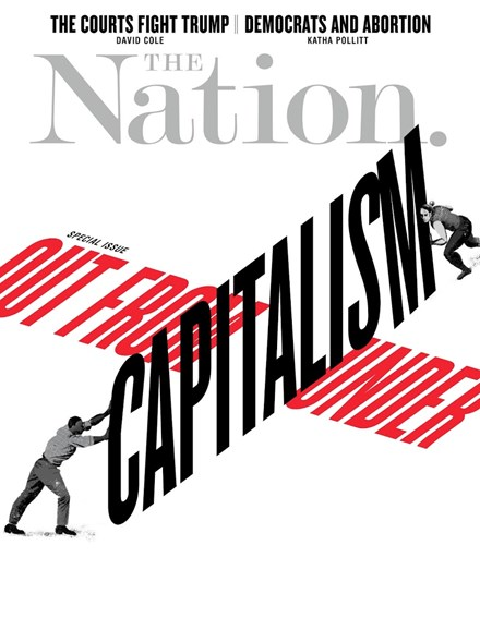 The Nation Cover - 5/22/2017