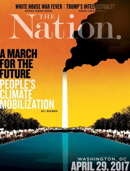 The Nation Cover - 5/8/2017
