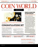 Coin World Magazine 5/15/2017