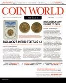 Coin World Magazine 5/29/2017