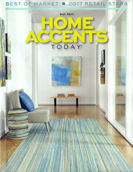 Home Accents Today Cover - 5/1/2017