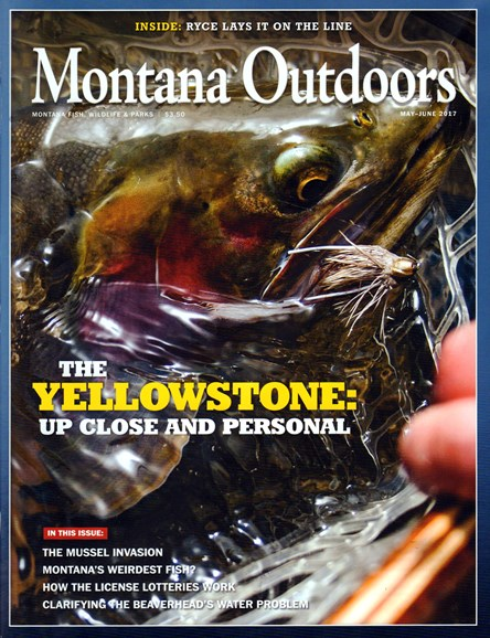 Montana Outdoors Cover - 5/1/2017