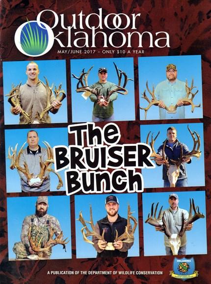Outdoor Oklahoma Cover - 5/1/2017